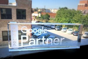 Premier Google Partner Award.