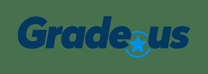 Grade Us logo.